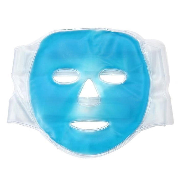 Full Face Ice Mask - Cold Therapy Tension Relief - Migraine Relief Store