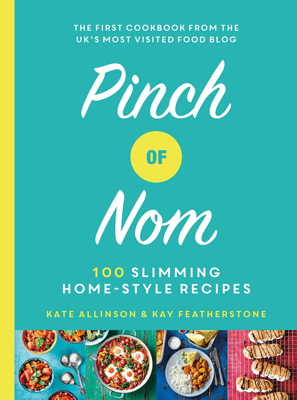 Pinch of Nom: 100 Slimming, Home-Style Recipes - Migraine Relief Store