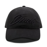 Dench Black on Black Cap