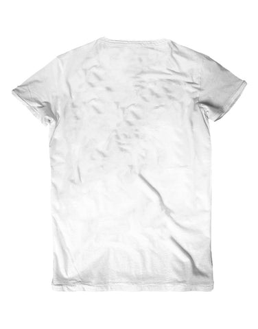 Dench Or Die- White Tee