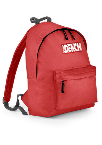 Stay Dench Rucksack Red
