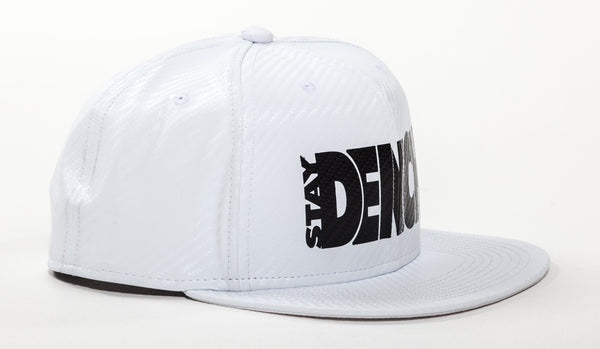 Dench White Carbon Snapback