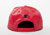 Dench Red Carbon Snapback
