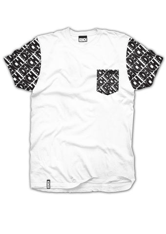 Dench Pocket Tee White