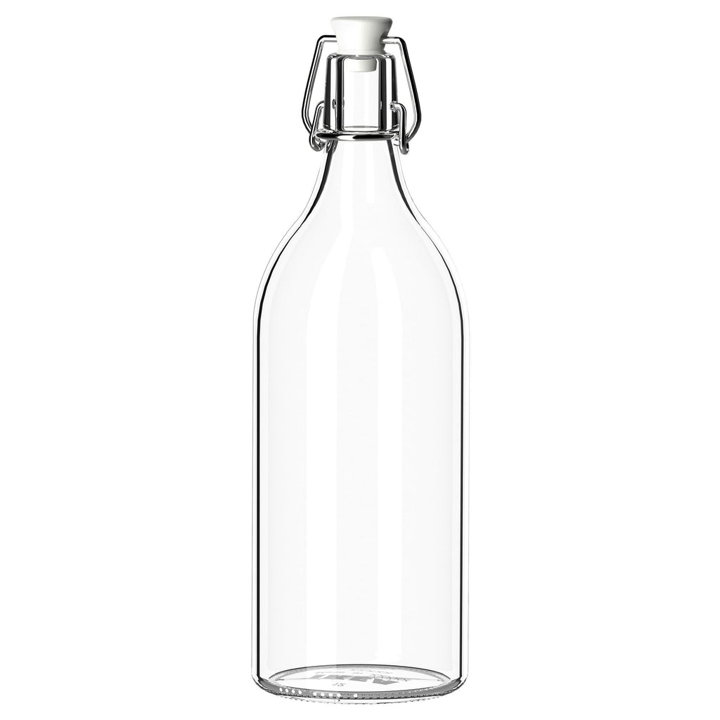 Solo Glass Bottle