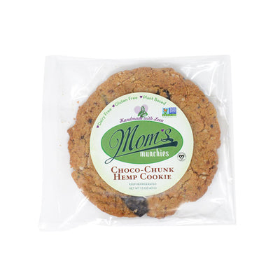 Choco-Chunk Hemp Cookie