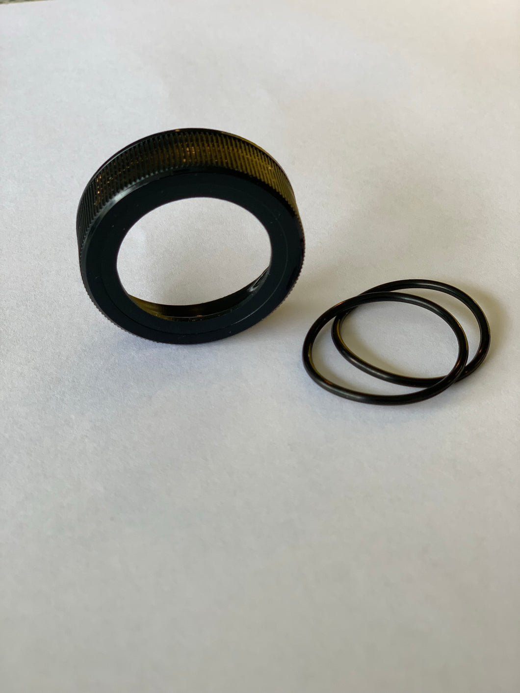 Replacement O-Rings and Threaded Retainer