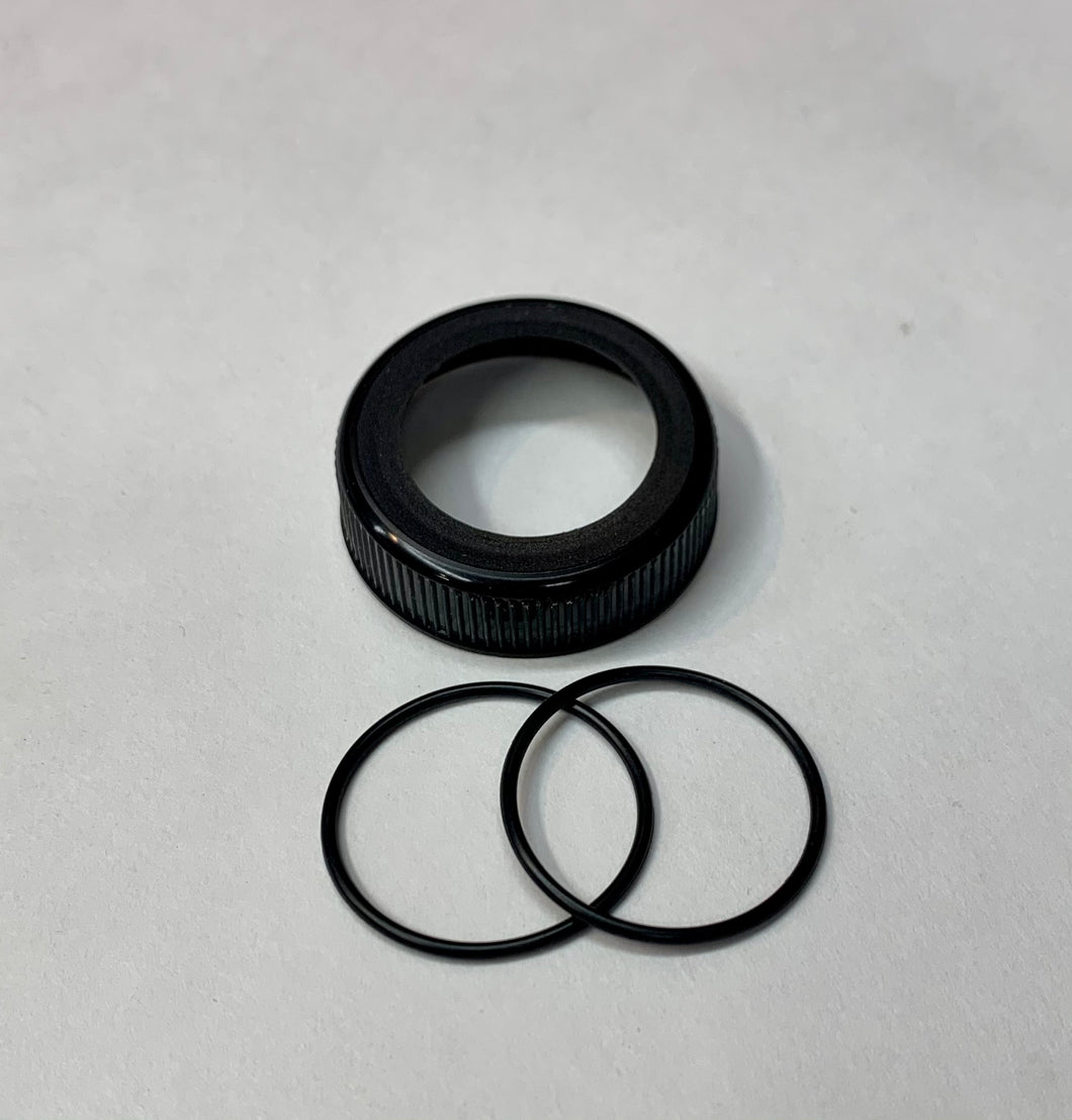 50 oz Replacement O-Rings and Threaded Retainer