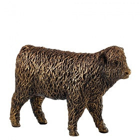 Bronze Highland Calf