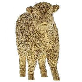 Highland Calf (Gold)