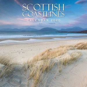 Scottish Coastlines Calendar 2020