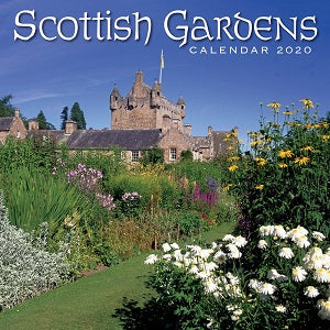Scottish Gardens Calendar 2020