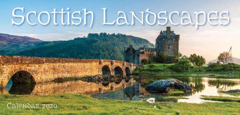 Scottish Landscapes Calendar 2020