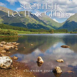 Scottish Lochs & Glens Calendar 2020