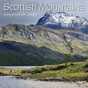 Scottish Mountains Calendar 2020