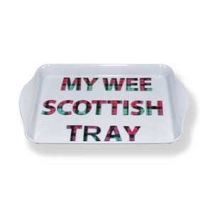 My Wee Scottish Tray