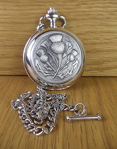 Thistle Pocketwatch