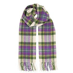 Heritage Traditions - Heather Tartan Scarf