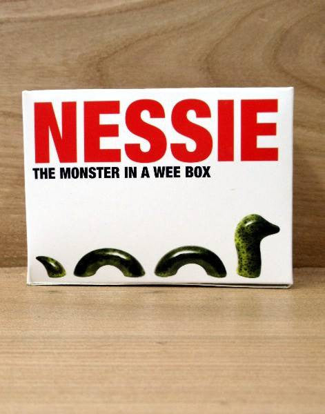"Nessie ""The Monster In a Wee Box"""