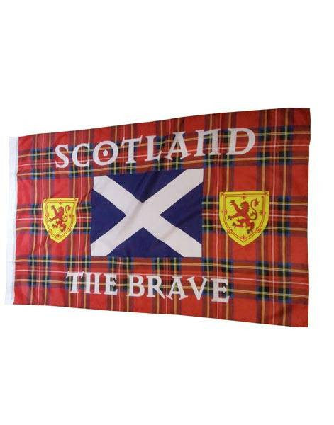 Scotland the Brave Flag