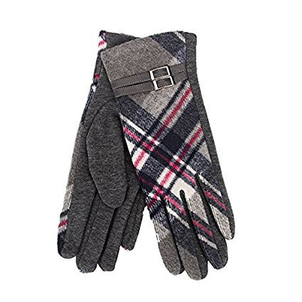 Tartan Traditions Ladies Gloves