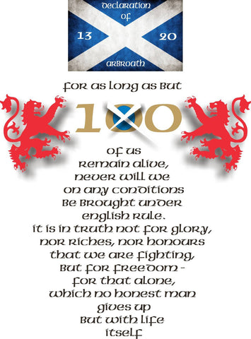 Declaration of Arbroath T (1)