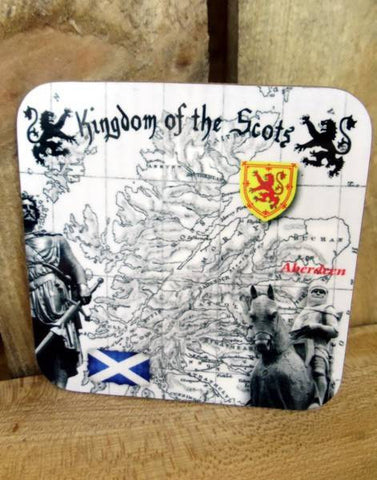 Kingdom Of The Scots Coaster