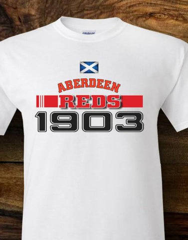 Aberdeen Football Club Fan T-Shirt