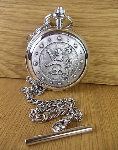 Lion Rampant Pocketwatch