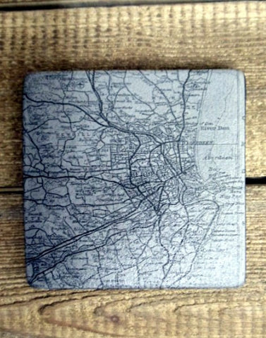 Photo Coaster - Aberdeen Map (C16)