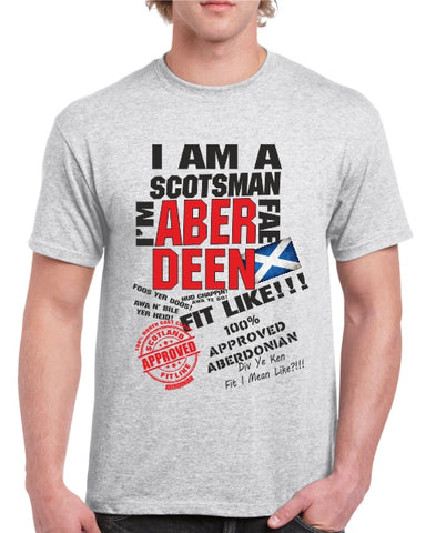 100% Approved Aberdonian T-Shirt