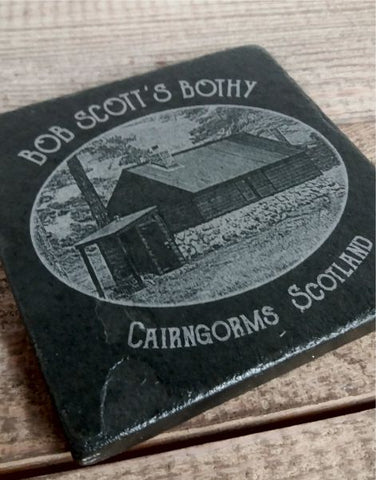 Photo Coaster - Bob Scott's Bothy (C17)