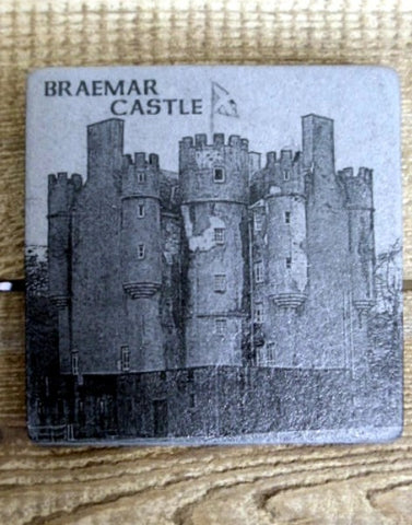 Photo Coaster - Braemar Castle (C7)
