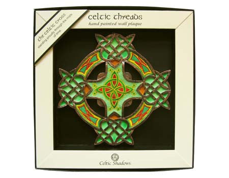 Celtic Threads Celtic Cross