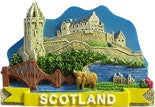 Scotland Collage Magnet