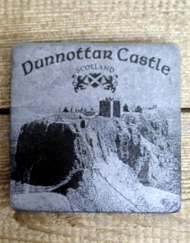 Photo Coaster - Dunnottar Castle (C9)