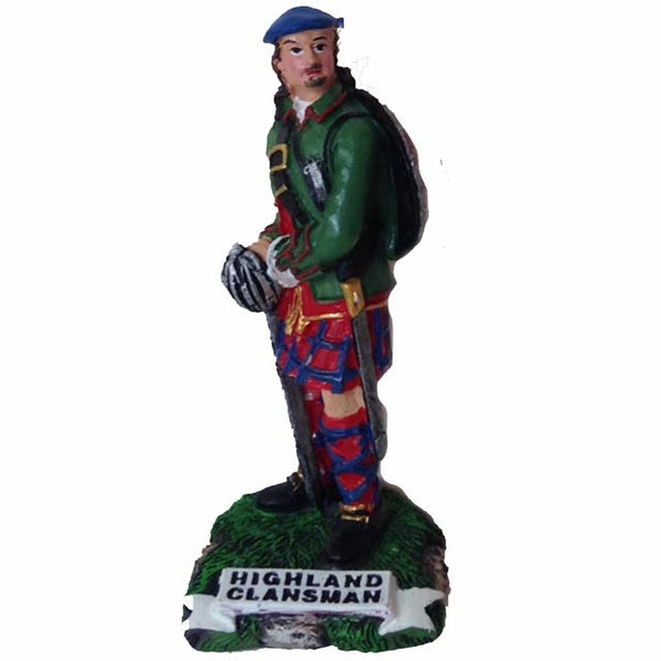 The Highland Clansman Figurine