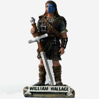 Braveheart William Wallace Figurine (small)