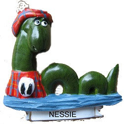 Nessie Fridge Magnet