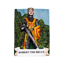 Robert the Bruce Fridge Magnet