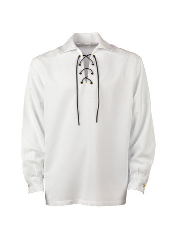 Ghillie Shirt White