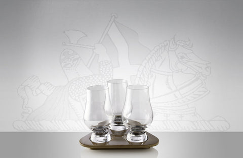 The Glencairn Official Whisky Glass Tasting Set