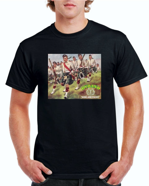Gordon Highlanders T-Shirt (BYDAND)