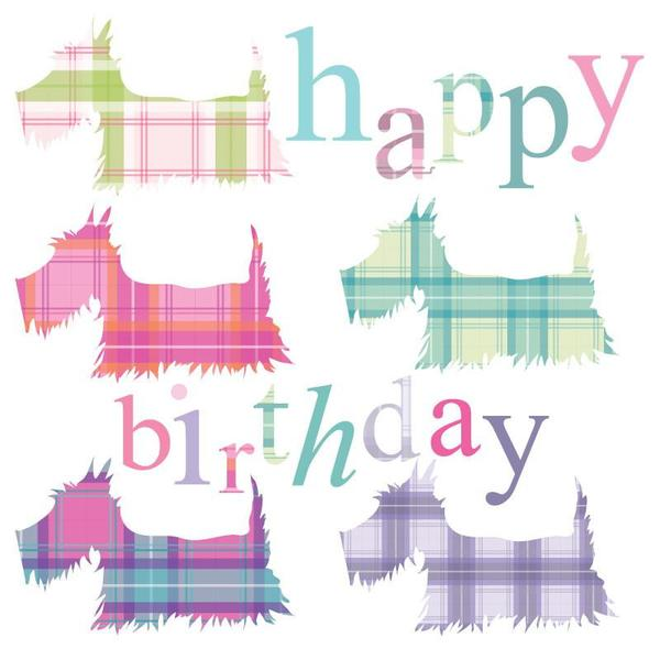 Happy Birthday - Scottie's
