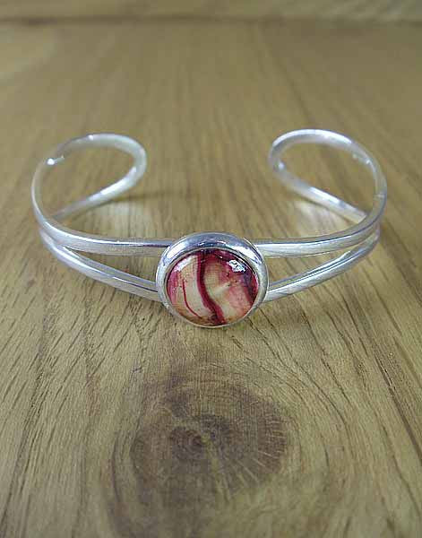 Heathergems Celtic Bangle