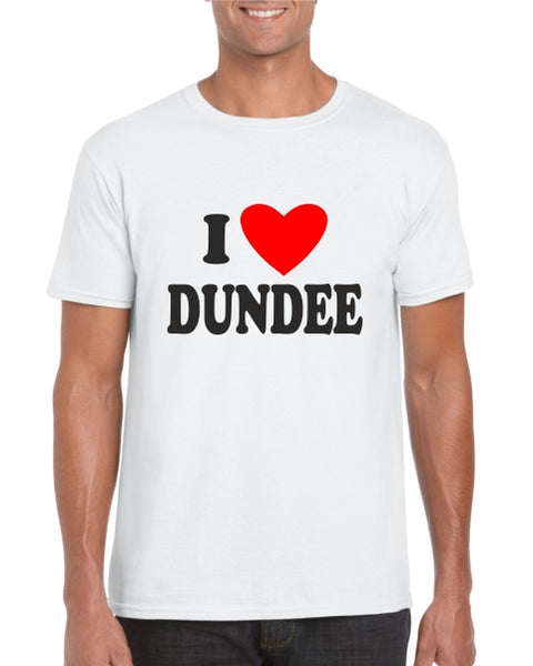 I Love Dundee T-Shirt