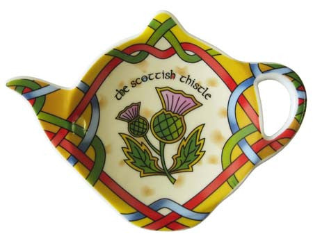 Scottish Thistle Teabag Holder