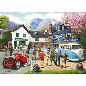 Highland Holidays Jigsaw