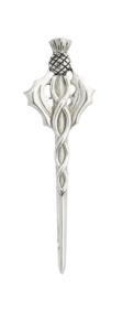 Scottish Thistle Kilt Pin