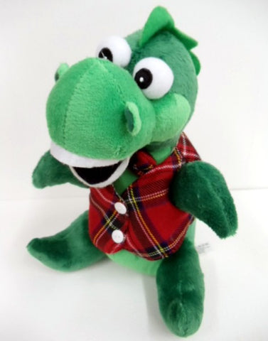 Nessie Plush Toy